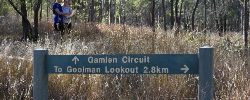 Gamlen Circuit