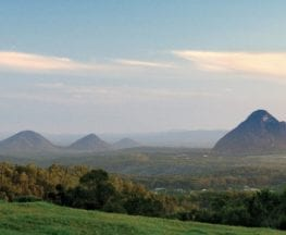 Glass House Mountains Lookout Track