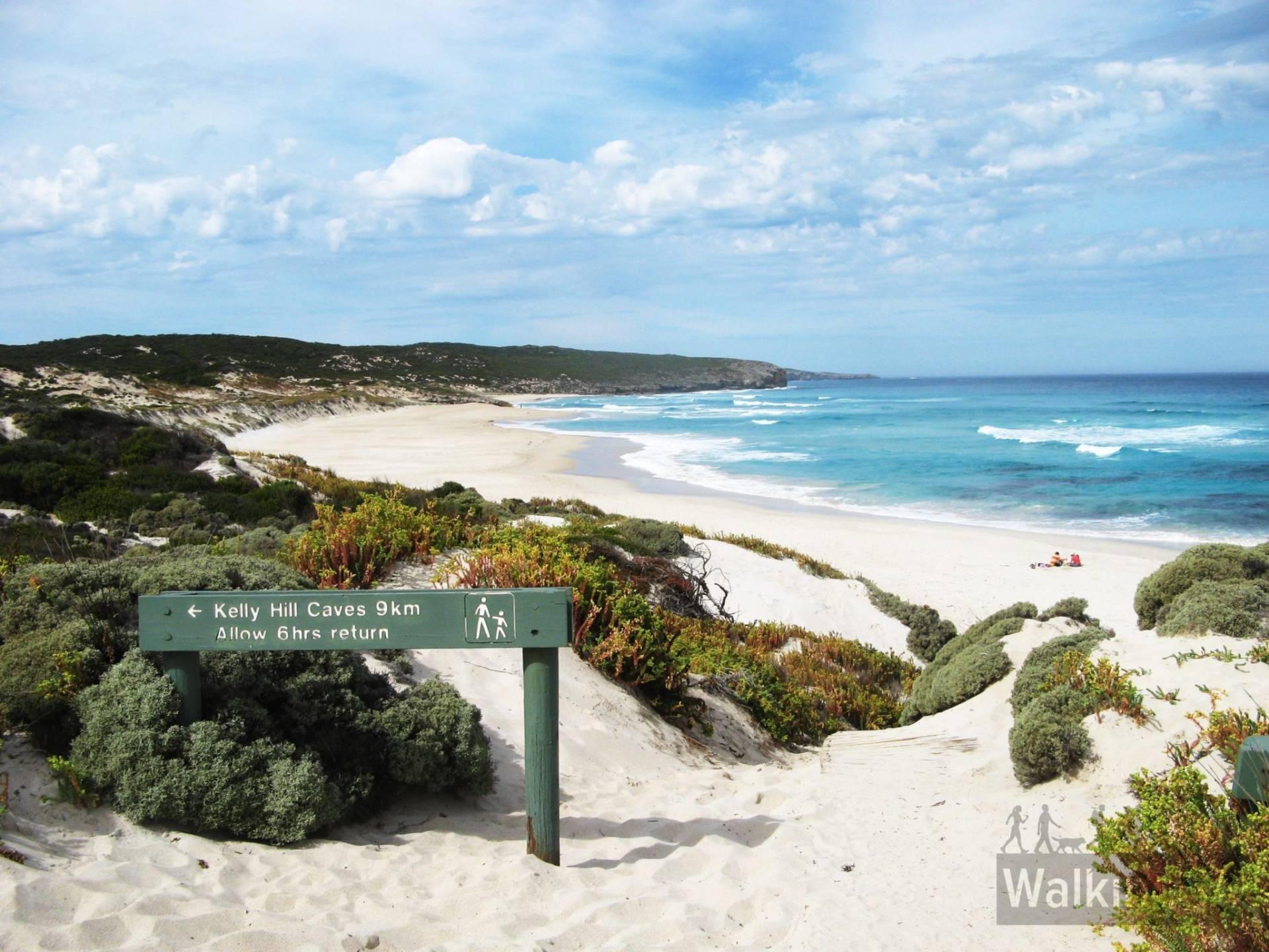 Kangaroo Island Wilderness Trail - Day 5: Hanson Bay Hike