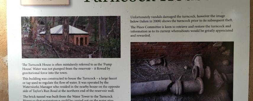 Kapunda - Taylors Run Walking Trails