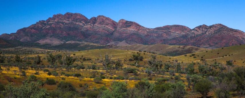 Map View South Australia Trail Hiking Australia