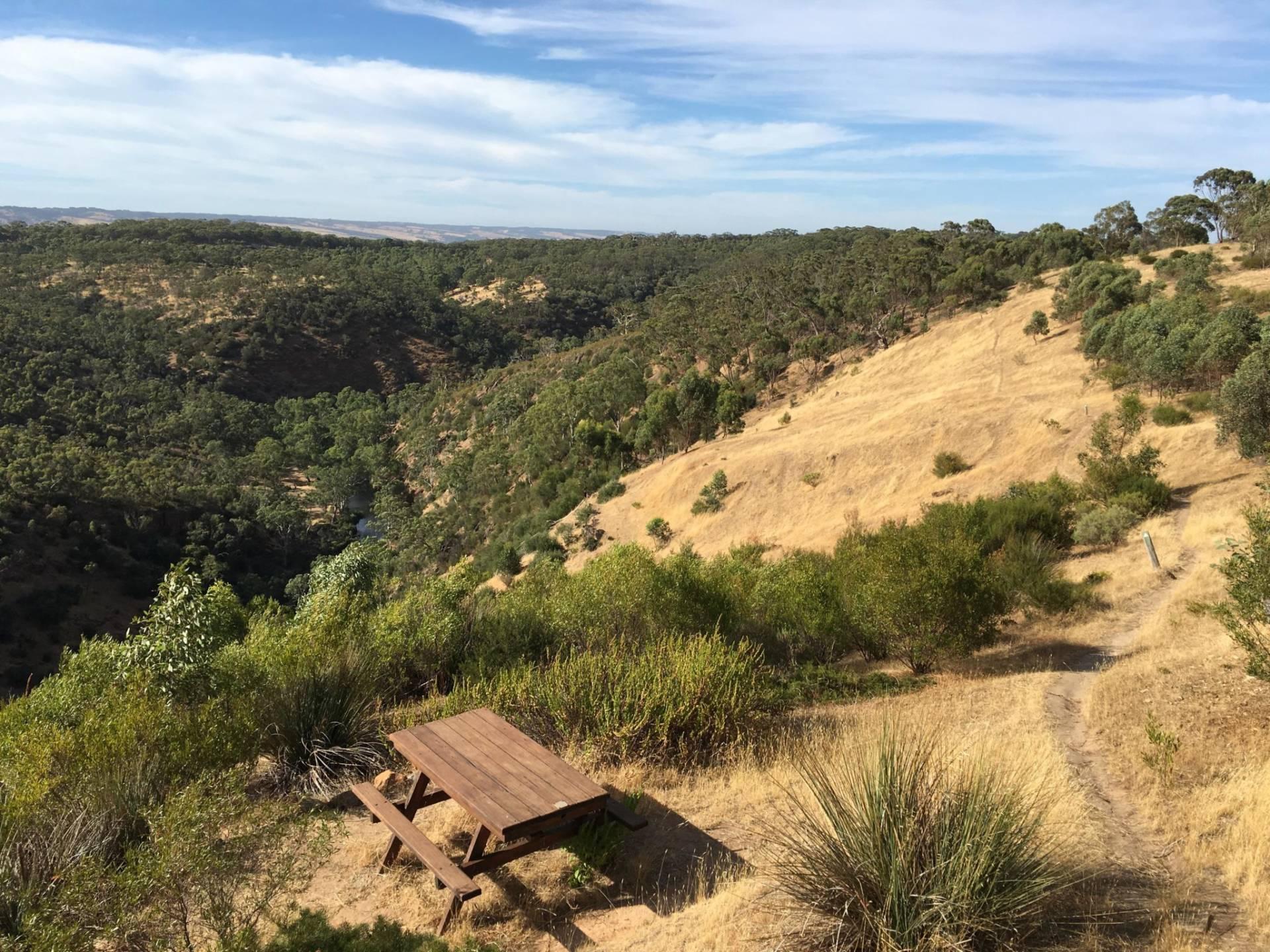 Onkaparinga Gorge and Sundews Ridge