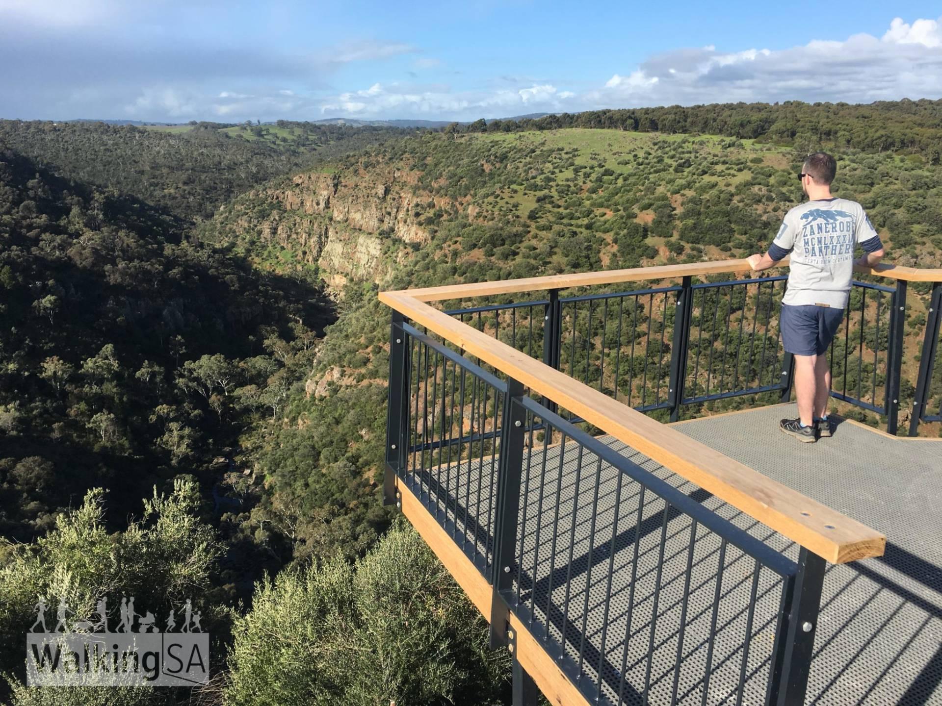 Punchbowl Link Trail