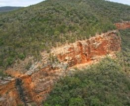 Red Rock Gorge Lookout