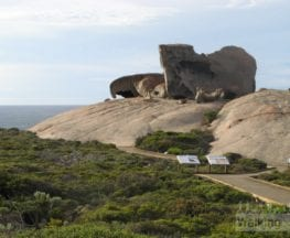 Remarkable Rocks Circuit