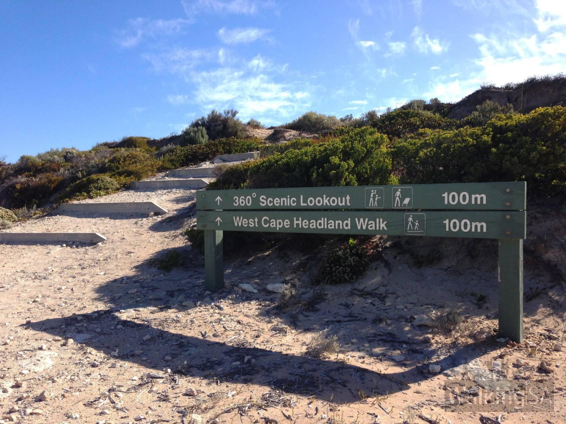 West Cape Headland Circuit