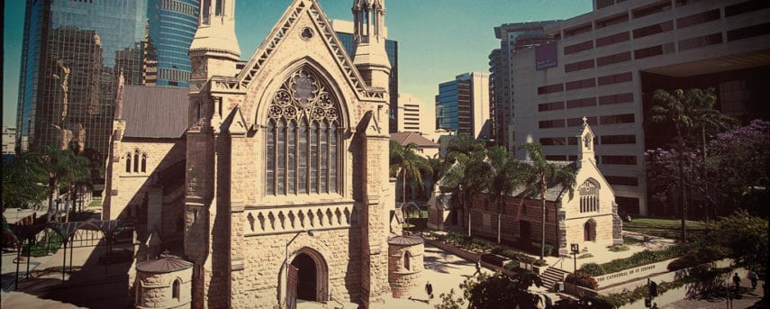 Churches and Shrines Brisbane