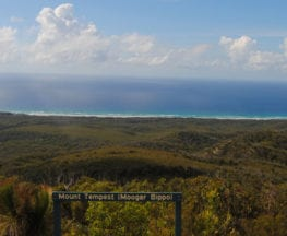 Mount Tempest Lookout