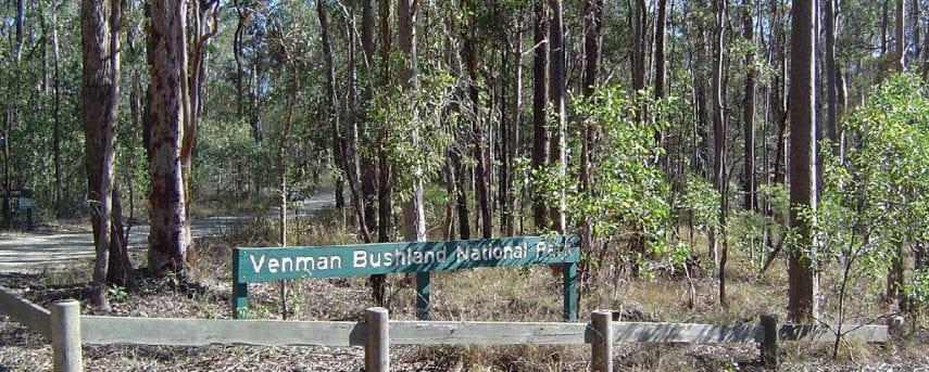 Plunkett Mallee Circuit Venman Bushland National Park