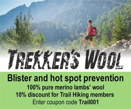 Trekkers Wood Advert