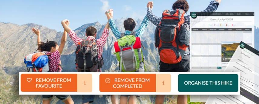 Hike Management Platform