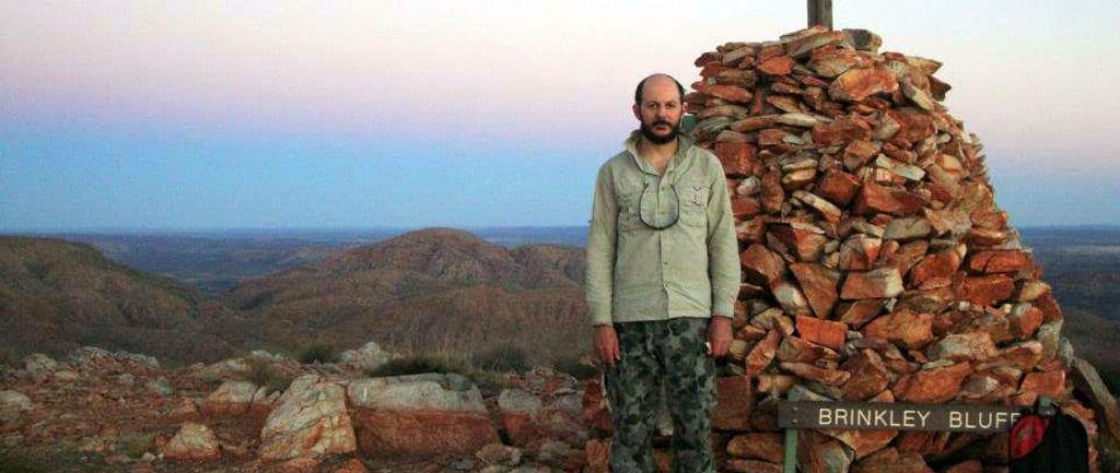 Leigh Alchin Trail Hiking Australia
