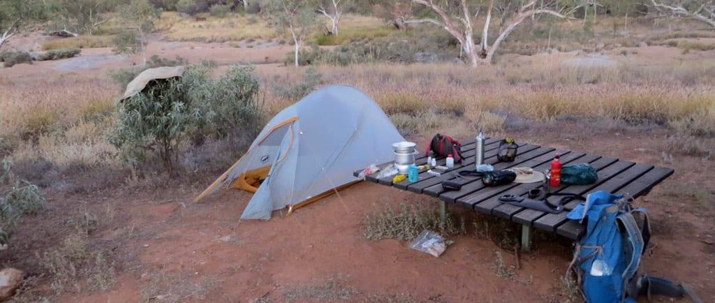 The Larapinta Trail Journey Trail Hiking Australia
