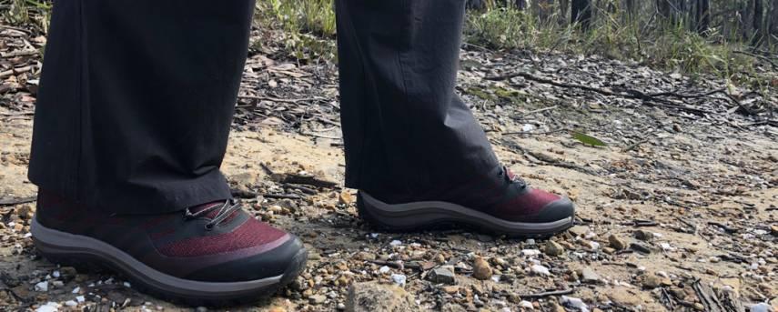 Ascent Explore Merlot Shoe