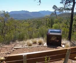 Biruu gaba lookout walking track Trail Hiking Australia