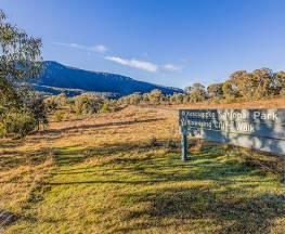 Blowering Cliffs walking track Trail Hiking Australia