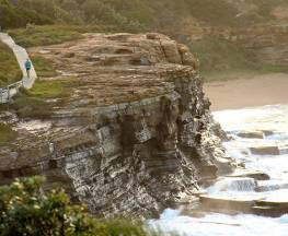 Bouddi coastal walk Trail Hiking Australia