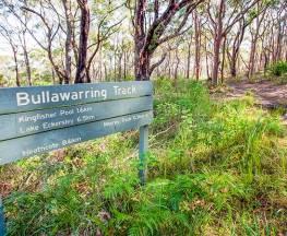 Bullawarring walking track Trail Hiking Australia