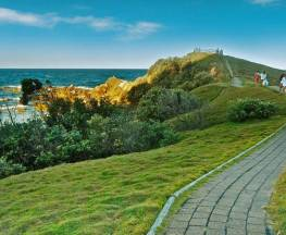 Cape Byron walking track Trail Hiking Australia