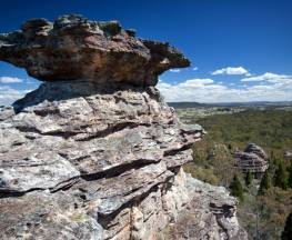Castle Rocks walk Trail Hiking Australia