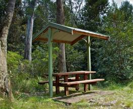 Devils Hole lookout walk and picnic area Trail Hiking Australia