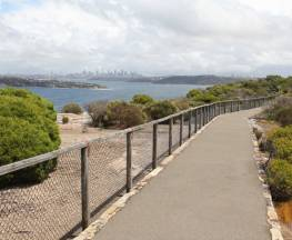 Fairfax walk Trail Hiking Australia