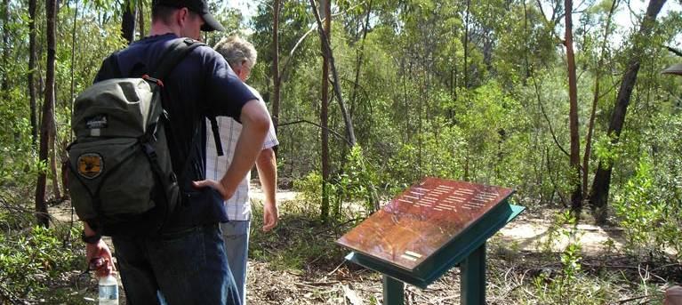 Finchley cultural walk Trail Hiking Australia