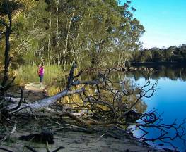 Five Islands walking track Trail Hiking Australia