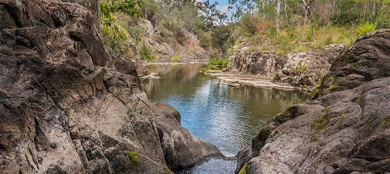 Gorge walking track Trail Hiking Australia