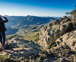 Governor lookout walking track Trail Hiking Australia