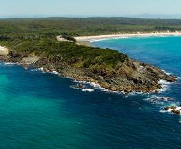 Headland walking track Trail Hiking Australia
