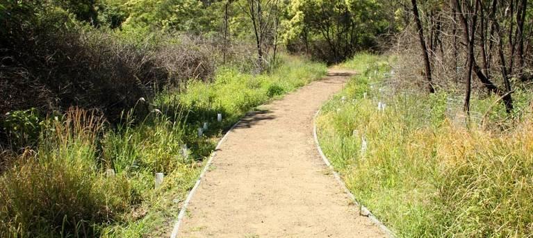 Heritage walking track Trail Hiking Australia