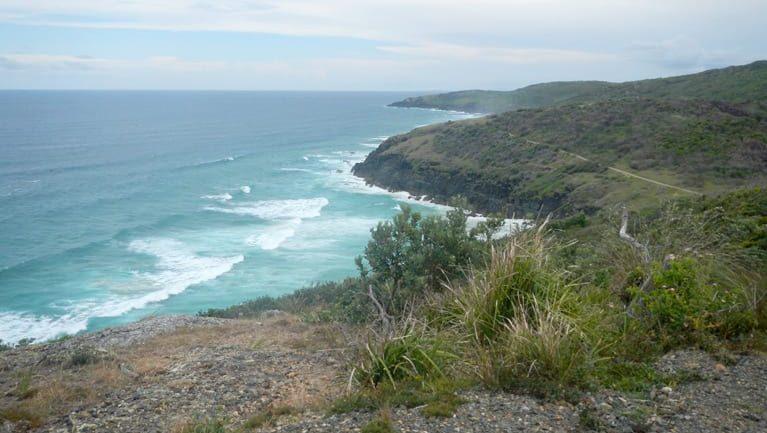 Korogoro walking track Trail Hiking Australia