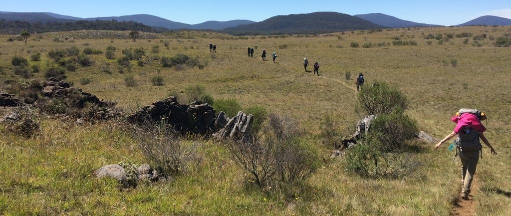 Long-Plain Trail Hiking Australia