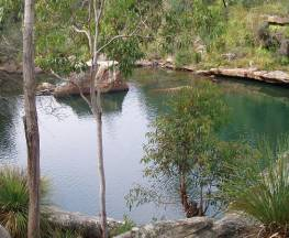 Minerva Pool walking track Trail Hiking Australia