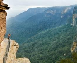 National Pass Trail Hiking Australia