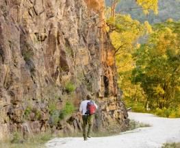 Old Great North Road - World Heritage walk Trail Hiking Australia