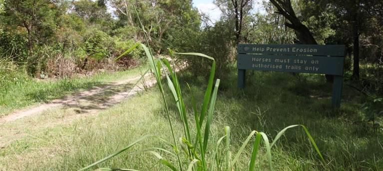 Perimeter trail Trail Hiking Australia
