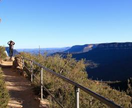Prince Henry Cliff walk Trail Hiking Australia