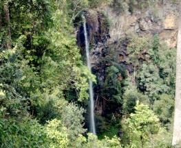 Rawson Falls walk Trail Hiking Australia