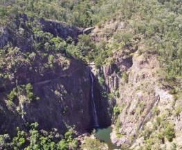 Scutts Hut and Kurrawonga Falls walk Trail Hiking Australia
