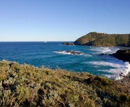 Smoky Cape walking track Trail Hiking Australia