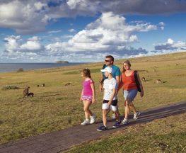 Solitary Islands coastal walk Trail Hiking Australia