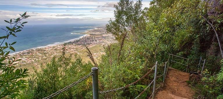 Sublime Point walking track Trail Hiking Australia