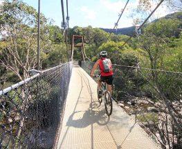 Thredbo Valley track Trail Hiking Australia