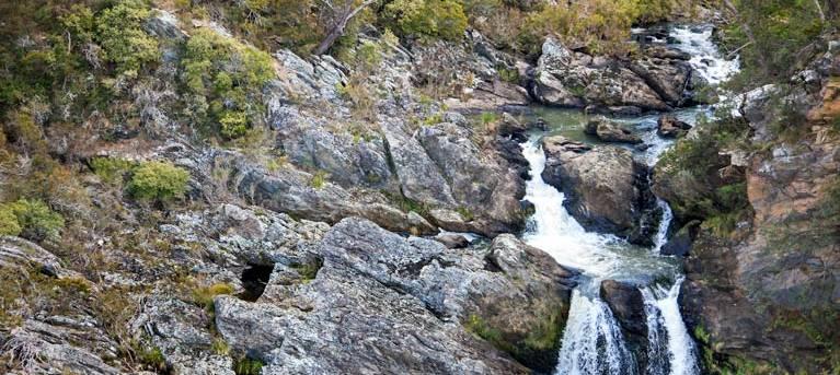 Tia Falls walk Trail Hiking Australia