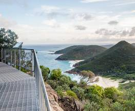 Tomaree Head Summit walk Trail Hiking Australia