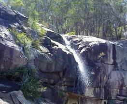 Ugly Corner Falls walking track Trail Hiking Australia