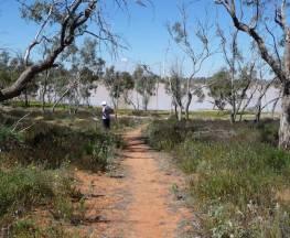 Wells walk Trail Hiking Australia