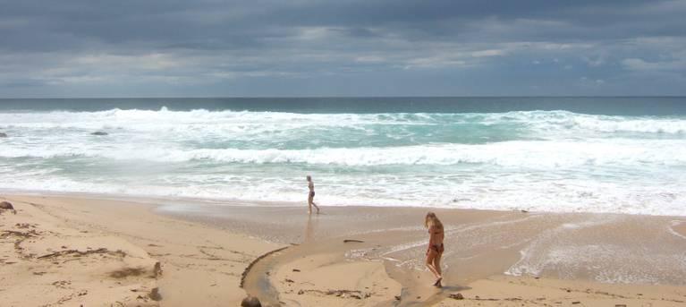 Werrong Beach track Trail Hiking Australia